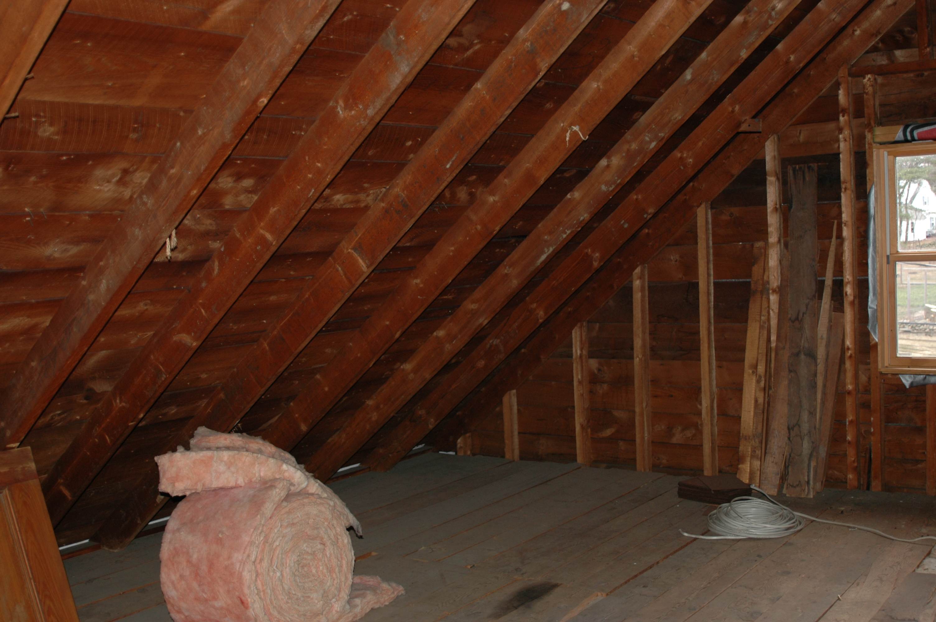 New House Attic Remodel Porch Kitchen Addition Room
